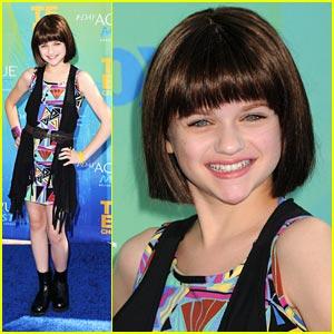 Joey King -- Teen Choice Awards 2011