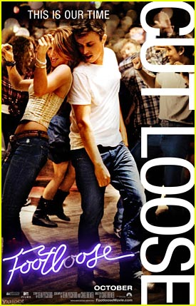 Julianne Hough: New 'Footloose' Trailer & Poster!
