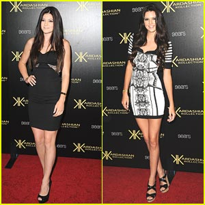 Kendall & Kylie Jenner Launch Kardashian Kollection