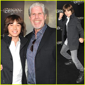 Leo Howard: 'Conan' Kid!