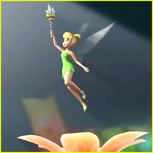 New 'Pixie Hollow Games' Trailer!