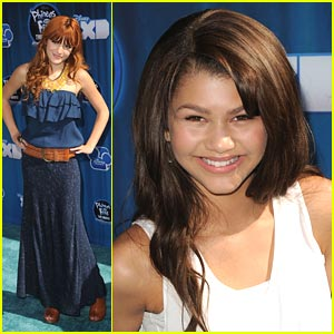 Zendaya & Bella Thorne Shake Up 'Phineas & Ferb'