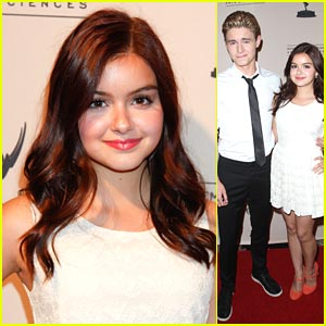 Ariel Winter: Emmy Writers Nominee Reception with Callan McAuliffe