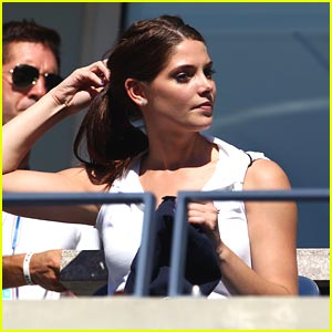 Ashley Greene: US Open Spectator