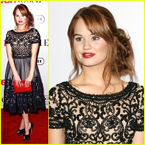Debby Ryan: Teen Vogue Young Hollywood Party