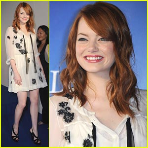 Emma Stone: 'The Help' is Human