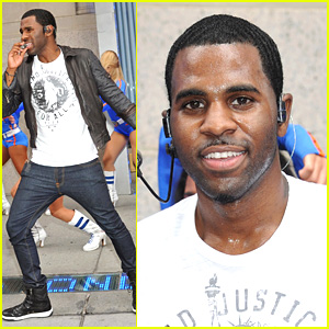 Jason Derulo: Flash Mob Man!
