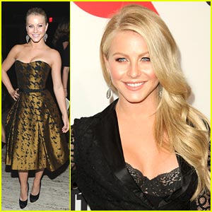 Julianne Hough: ELLE Fashion/Next!