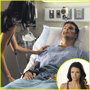 Alice Greczyn Tries to 'Escape From Sutton Island'