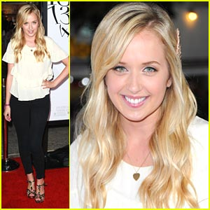 What's Your Number, Megan Park?