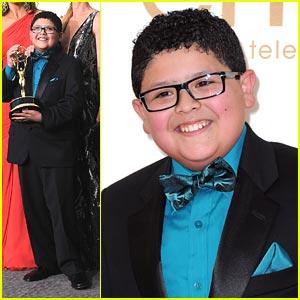 Rico Rodriguez -- Emmy Awards 2011