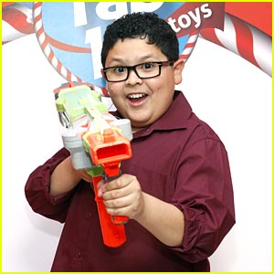 Rico Rodriguez Reveals The Fab 15!
