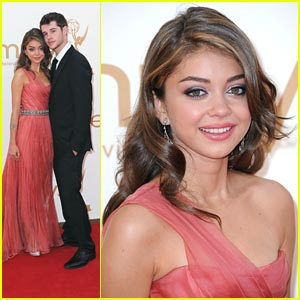 Sarah Hyland -- Emmy Awards 2011