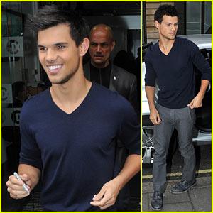 Taylor Lautner's London Abduction
