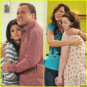Selena Gomez &#038; Jennifer Stone: Alex &#038; Harper Move Out!