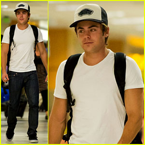 Zac Efron: 'Lucky One' Release Date Announced!