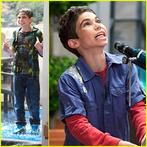 Cameron Boyce: Karma's Coming From Karan Brar