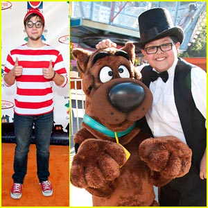 Rico Rodriguez, Nathan Kress & More Have a Good Time with Camp Ronald McDonald