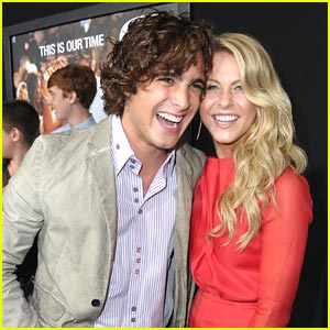 Diego Boneta: 'Footloose' Fun with Julianne Hough!