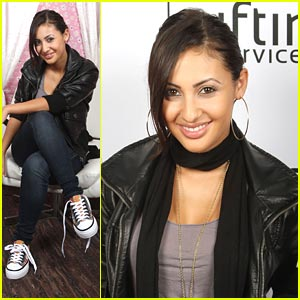Francia Raisa: Gifting Services Stop