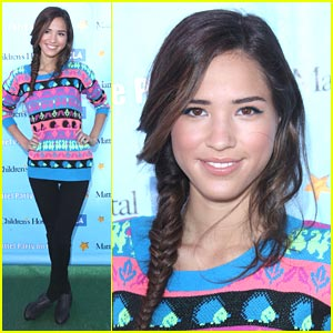 Kelsey Chow: Ethan Peck's Ex in 'Wine of Summer'!
