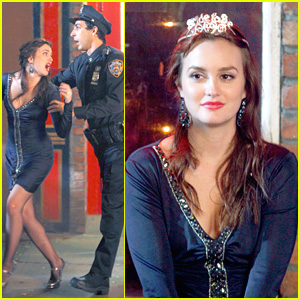Leighton Meester Wants To Garden After 'Gossip Girl'