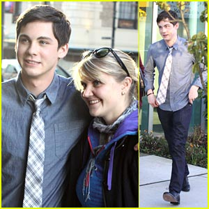 Logan Lerman Talks 'The Three Musketeers' Training