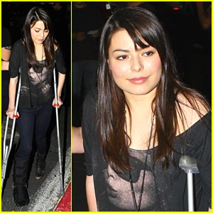 Miranda Cosgrove: Foo Fighters Concert Goer | Miranda Cosgrove | Just