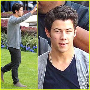 Nick Jonas: Aloha, Argentina!