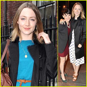 Saoirse Ronan: New Movie in Ireland!
