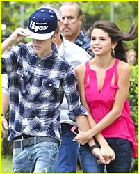 Justin Bieber Rents Out Movie Theater for Selena Gomez