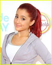 Ariana Grande Tweets Song Lyrics