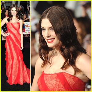 Ashley Greene: 'Breaking Dawn' Premiere