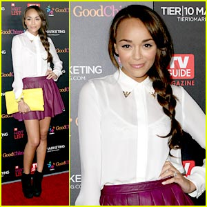 Ashley Madekwe: 'Revenge' Nominated for People's Choice Award!