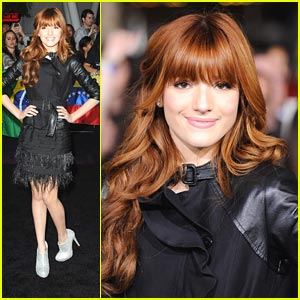 Bella Thorne: 'Breaking Dawn' Premiere