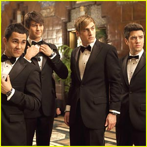 Big Time Rush: 'Big Time Movie' First Still!