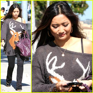 Brenda Song: Beverly Hills Beauty