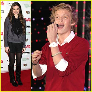 Cody Simpson &#038; Hailee Steinfeld: Hollywood Christmas Concert!