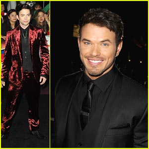 Jackson Rathbone & Kellan Lutz: 'Breaking Dawn' Boys