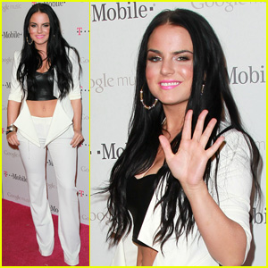 JoJo: Google Music Launch Party!