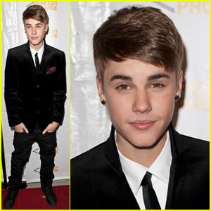 Justin Bieber: Pencils of Promise Gala!