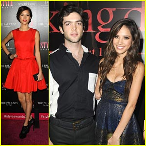 Kelsey Chow: 'Breaking Dawn' Premiere with Ethan Peck!