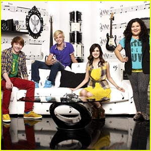 meet the cast of austin and ally theme