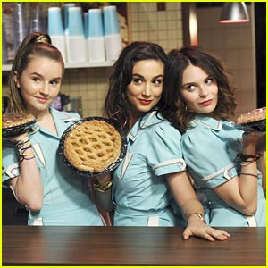 Molly Ephraim: Want Some Pie?
