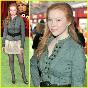 Molly Quinn: Where Was Rizzo The Rat?