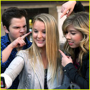 Nathan Kress, Jennette McCurdy & BTR Rock North County Christian School