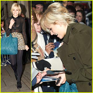 Pixie Lott: Company Mag's High Street Fashion Awards Winner!