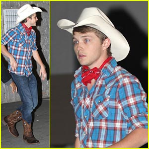 Sterling Knight: Howdy, Cowboy