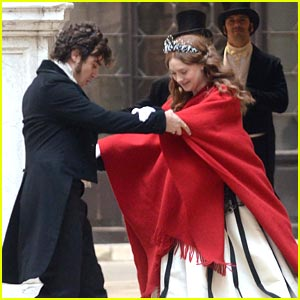 Dakota Fanning: Dancing For 'Effie'