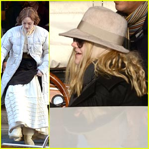 Dakota Fanning: 'Effie' in Venice!